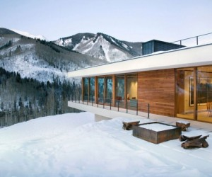 Astonishing Aspen Residence