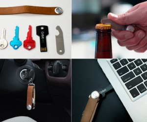 Orbitkey  Elegant And Practical Way To Carry Your Keys