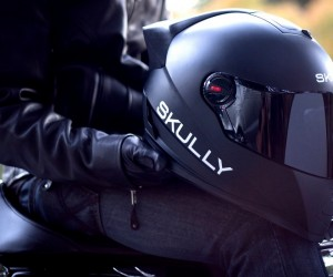 Skully P1 Heads-up Display Motorcycle Helmet