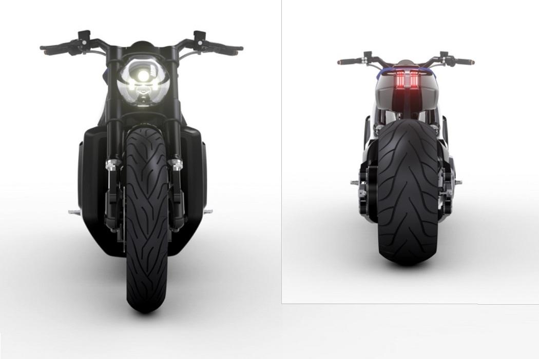 قویترین موتورسیکلت برقی جهان