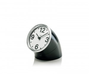 01 Cronotime Desk Clock by Pio Manz for Alessi