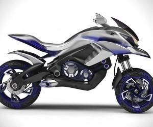 01Gen Trike by Yamaha