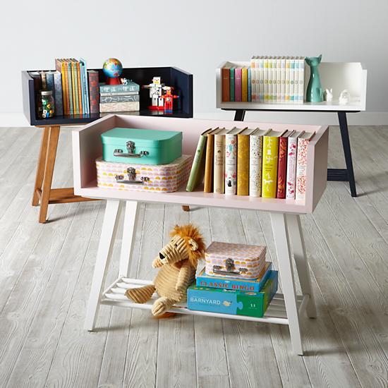 10 cute kids bookcase ideas get the look for Cute bookshelf ideas