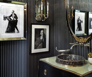 10 gorgeous looks for the powder room