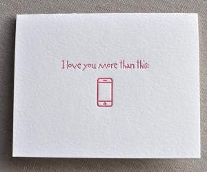 10 Original Cards for Valentines day