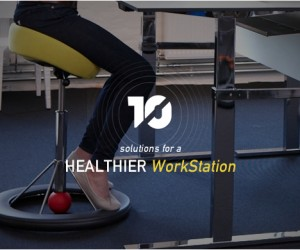 10 Solutions for a Healthier Workstation
