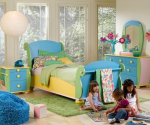 10 tips for designing childrens rooms