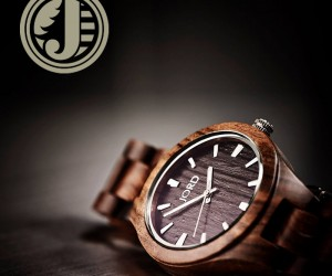 100% Natural Wood Watches From JORD