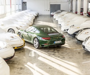 1,000,000th Porsche 911 Rolls Off The Production Line