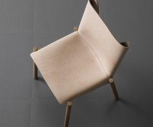 1085 Edition Chair by Bartoli Design For Kristalia
