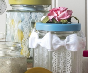 11 Stunning Lace Decoupage Projects
