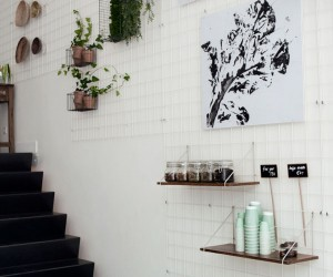 11 Wire Shelves For Every Room