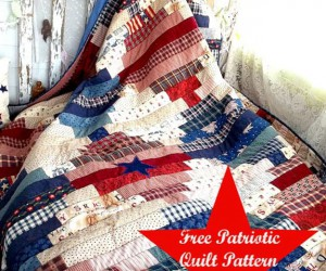 12 Easy Quilt Patterns To Move Into Fall  Winter With