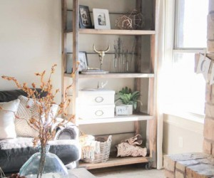 12 Industrial Style DIY Home Projects