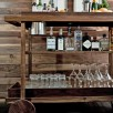12 Stylish Bar Carts