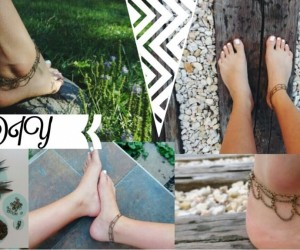 15 Adorable DIY Anklets To Show Off On The Beach