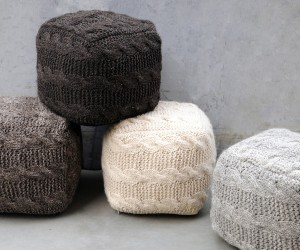 15 Affordable  Stylish Poufs For Your Place