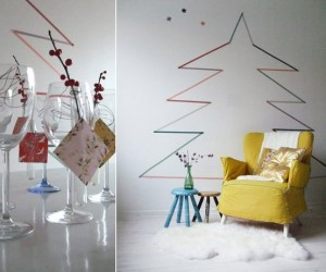15 Awesome DIY Christmas Tree Ideas and Projects