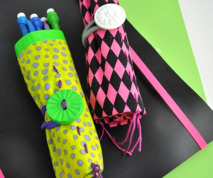 15 Awesome Duct Tape Crafts