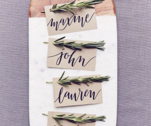 15 Beautiful Calligraphy Projects to Keep Your Inspired