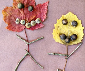 15 Beautiful Fall Leaf Crafts to Try
