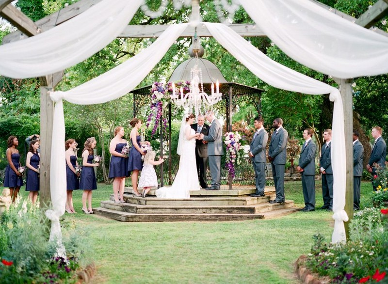 Beautiful Outdoor Wedding Venues Near Me: 15 Beautiful Garden Wedding Venues To Spark DIY Ideas
