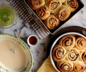 15 Cinnamon Bun Recipes To Start Your Mornings Off Right