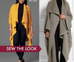 15 Coat Sewing Patterns for Fall
