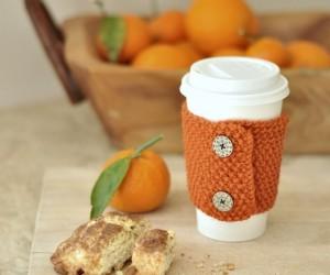 15 Creative DIY Coffee Sleeves