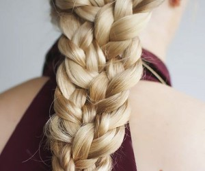15 Cute Braid Designs for Little Girls with Long Hair