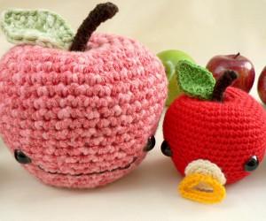15 Cute Crocheted Fruits