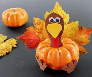 15 Cute Fall Pumpkin Crafts