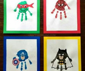 15 Cute Handprint Crafts to Try With Your Kids