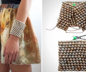 15 DIY Bracelets Made With Beads