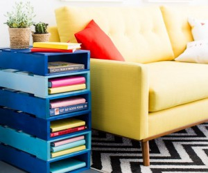 15 DIY End Tables To Use Around The House