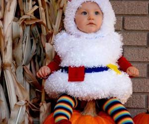 15 DIY Halloween Costumes for Babies