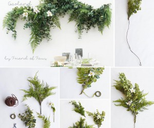 15 DIY Ideas Trending At Greenery-Inspired Weddings