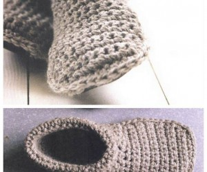 15 DIY Slippers for Fall with Creative Design