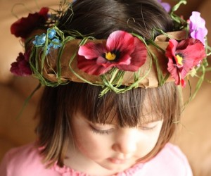 15 DIY Tiaras and Crowns for Little Princes and Princesses