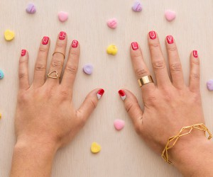 15 DIY Valentines Day Manicures You Can Do At Home