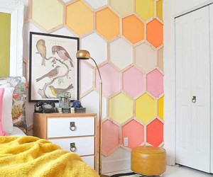 15 DIY Ways to Make An Awesome Statement Wall