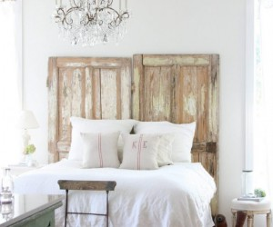 15 DIY Wooden Headboards To Rustic-fy Your Bedroom