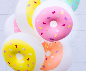 15 Donut Inspired DIY Crafts