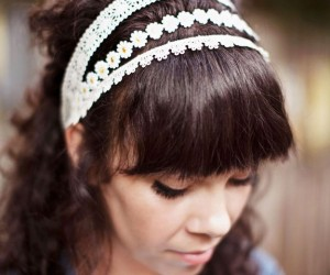 15 Extra Pretty DIY Hair Accessories