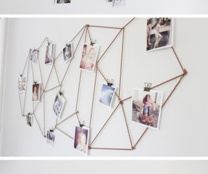 15 Extra Unique Ways to Display Pictures Around Your Home