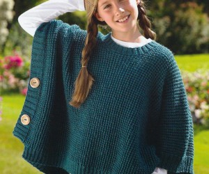 15 Fall Knitting Projects for Little Girls