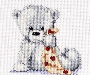 15 Free Cross Stitching Patterns for Babies