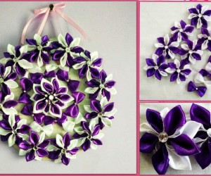 15 Fun DIY Ribbon Crafts and Projects
