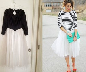 15 Glamorous DIY Skirt and Dress Alterations to Remake Your Wardrobe