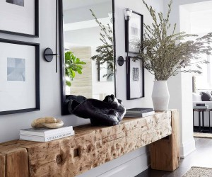 15 Ideas For Creating The Most Beautiful Foyer